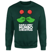 Click to view product details and reviews for Mumbo Jumbo Have A Mumbo Christmas Green Sweatshirt Xl Green.