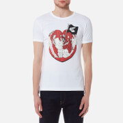 Vivienne Westwood Anglomania Men's Classic T-Shirt - White