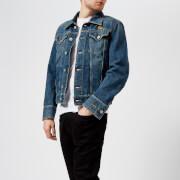 Vivienne Westwood Anglomania Men's New D Ace Jacket - Blue Denim - M - Blue
