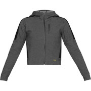 Under Armour Women's Perpetual Spacer Jacket - Grey - S - Grey