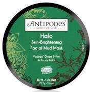Купить Отбеливающая грязевая маска для лица Antipodes Halo Skin Brightening Facial Mud Mask 75 г