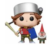 Figurine Pop! Toby en Armure et Gnome- Chasseurs de Trolls