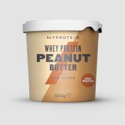 Mantequilla de Cacahuete con Proteína de Suero - 500g - Original