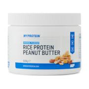Beurre de cacahuètes aux protéines de riz