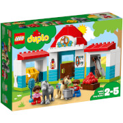 LEGO DUPLO: Farm Pony Stable (10868)