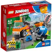LEGO Juniors : Le camion de réparation des routes (10750)