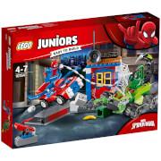 LEGO Juniors: Großes Kräftemessen von Spider-Man und Skorpion (10754)