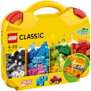 LEGO Classic: Creative Suitcase Building Bricks (10713)