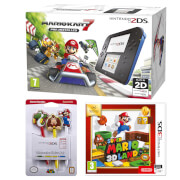 Nintendo 2DS Mario Double Pack