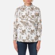 Barbour Heritage Women's Wildflower Shirt - White - UK 10 - White