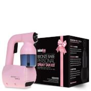 minetan bronze babe personal spray tan kit - pink