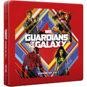 Guardianes de la Galaxia Vol. 1 - CD Steelbook Exclusivo de Zavvi