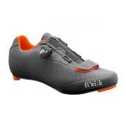 Fizik R5B Road Shoes - Black/Orange