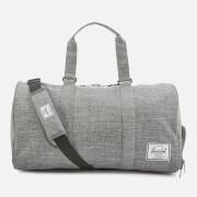 Herschel Supply Co. Men's Novel Duffle Weekend Bag - Raven Crosshatch