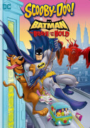 Scooby Doo And Batman Brave And The Bold