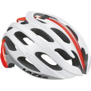 Lazer Blade Helmet - White/Red