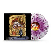 Dark Crystal Vinyl Soundtrack (Transparent with Purple Splatter variant) LP - Zavvi Exclusive