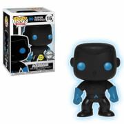 Justice League Aquaman Silhouette EXC Pop! Vinyl Figure GITD