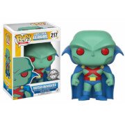 Justice League Animated Martian Manhunter EXC Pop! Vinyl Figur