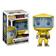 Stranger Things Joyce in Bio Hazard Suit EXC Pop! Vinyl Figure