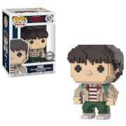 8-Bit Stranger Things Mike EXC Pop! Vinyl Figure