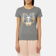 KENZO Women's Tiger Classic T-Shirt - Anthracite