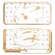 New Nintendo 2DS XL Pikachu Premium Gold Protector