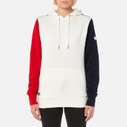 Tommy Hilfiger Men's Rock Blocking Overhead Hoody - White