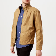 Polo Ralph Lauren Men's Barracuda Lined Jacket - Luxury Tan - L - Beige
