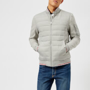 Polo Ralph Lauren Men's Hybrid Quilted Jacket - Andover Heather - L - Grey