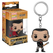 The Walking Dead Negan Pop! Vinyl Keychain