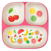 Sunnylife Kids' Fruit Salad Eco Plate
