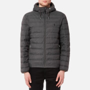 Polo Ralph Lauren Men's Packable Down Fill Jacket - Windsor Heather - XL - Grey