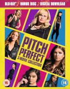 Pitch Perfect 3-Movie Boxset (Blu-Ray + Bonus Disc + digital download)