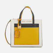 Marc Jacobs Women's Mini Grind Colourblock Bag - White Glow Multi