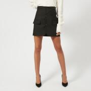 Helmut Lang Women's Blazer Skirt - Black - US 4/UK 8 - Black