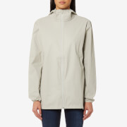RAINS Women's Base Jacket - Moon - M/L - Cream