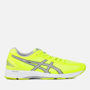 Asics Men's Running Gel-DS Trainer 23 Trainers - Safety Yellow/Mid Grey/White
