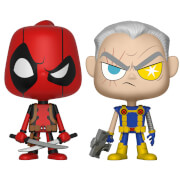 Marvel Deadpool and Cable Vynl.