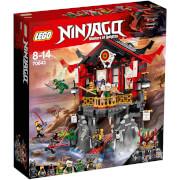 The LEGO Ninjago Movie: Temple of Resurrection (70643)