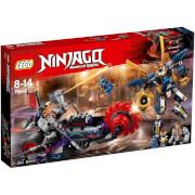 The LEGO Ninjago Movie: Killow Vs. Samurai X (70642)