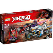 The LEGO Ninjago Movie: Street Race of Snake Jaguar (70639)