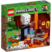 LEGO Minecraft : Le portail du Nether (21143)