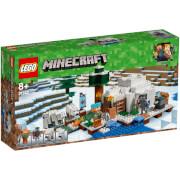 LEGO Minecraft: The Polar Igloo (21142)