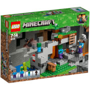 LEGO Minecraft: La cueva de los zombis (21141)