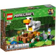 LEGO Minecraft : Le poulailler (21140)