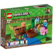 LEGO Minecraft : La culture de pastèques (21138)