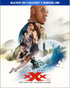 XXX: The Return Of Xander Cage 3D (Includes 2D Version)