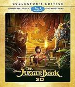 Jungle Book 3D (Includes 2D Version)