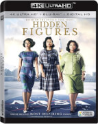 Hidden Figures - 4K Ultra HD